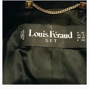 Louis Feraud Jackets & Coats - Vintage Statement Jacket by Louiso Feraud